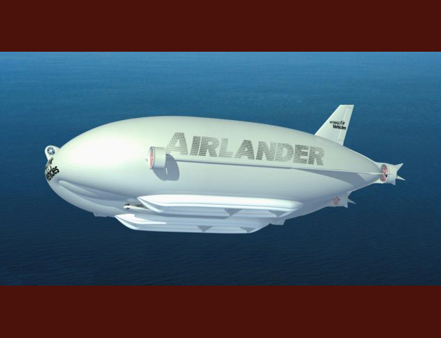 Airlander Slide