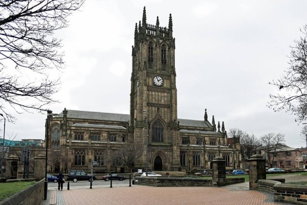 Leeds Minster Photo