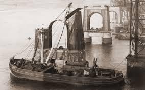 Tay Bridge Construction