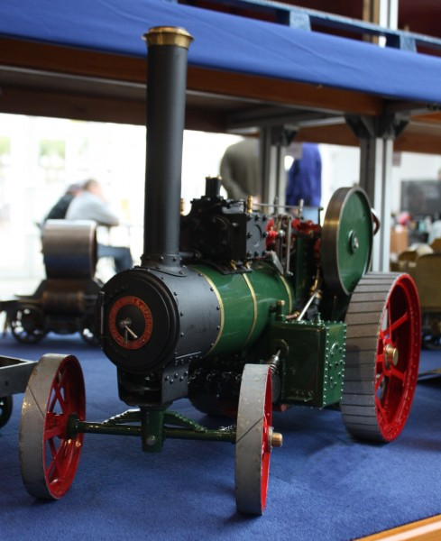 traction-engine